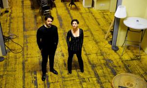 Zeynep Buyrac und Kenan EceFoto: Clemens Fabry